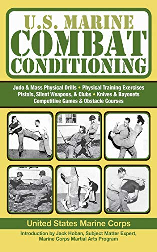 U.S. Marine Combat Conditioning (US Army Survival) by [United States Marine Corps.]