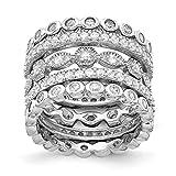Oxford Diamond Co Wedding Ring Sets