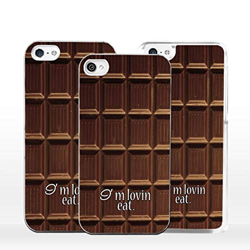 Geketto Store Cover Tavoletta Cioccolato per iPhone, iPhone 5S