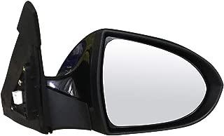 Ineedup Towing Mirror Rear View Mirror Fit for 2011 2012 2013 2014 2015 2016 Kia Sportage with Right Side Mirror Power Folding Power Adjustment Turn Signal Light KI1320186-AUT, 876103W555-AUT