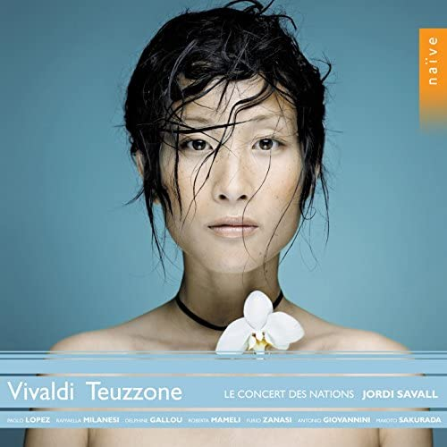 Jordi Savall, Le Concert des Nations, Furio Zanasi, Makoto Sakurada, Roberta Mameli