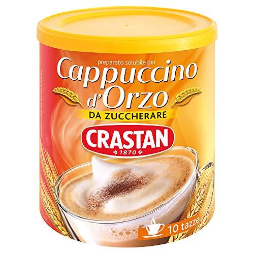 Crastan Cappuccino d'Orzo Solubile - 150 gr