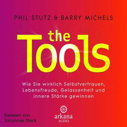 The Tools     Wie Sie wirklich Selbstvertrauen, Lebensfreude, Gelassenheit und innere Stärke gewinnen              By:                                                                                                                                 Phil Stutz,                                                                                        Barry Michels                               Narrated by:                                                                                                                                 Johannes Steck,                                                                                        Peter Heusch,                                                                                        Martin Hecht                      Length: 6 hrs and 45 mins     Not rated yet     Overall 0.0