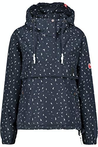 Alife and Kickin Damen BoaAK A Jacket Jacke, Marine, XL