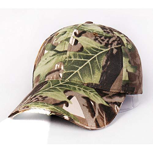 SIKOYA Béisbol Bump Hat Cap con 5 linternas LED Iluminación de ala,...