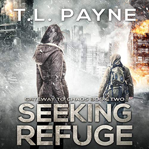 Seeking Refuge (A Post Apocalyptic EMP Survival Thriller) cover art