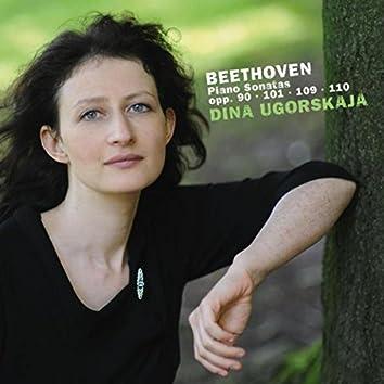 Beethoven: Piano Sonatas, Opp. 90, 101, 109 & 110