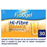 Fybogel Hi-Fibre Orange flavour, 30 sachets