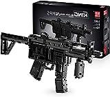 Bloques de Construcción Technic Modelo de Pistola, 783 + Piezas Juego de Construcción de Arma-Rifle Compatible con Lego Technic