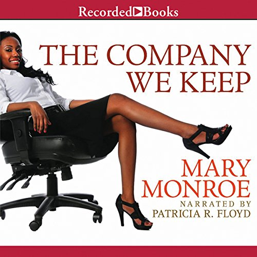 The Company We Keep audiobook cover art
