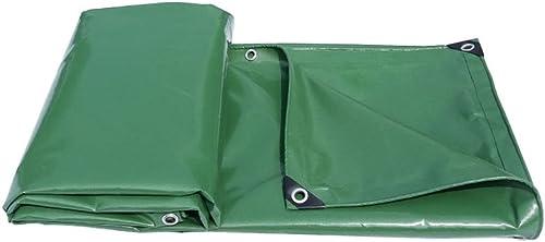 LLYDIAN Bache antipluie imperméable à l'eau de Prougeection Solaire Ignifuge Couteau en PVC Durable grattant Le Tissu Push-Pull Top Tissu Voiture Couvre-Sol
