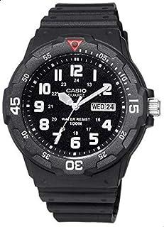 ساعة كاسيو للرجال MRW200H-1BV- انالوج، رياضية