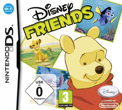 Disney Friends [Edizione : Germania]