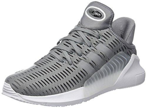 adidas Damen Climacool 02/17 Sneaker, Grau (Grey Three/Grey Three/Footwear White), 38 EU