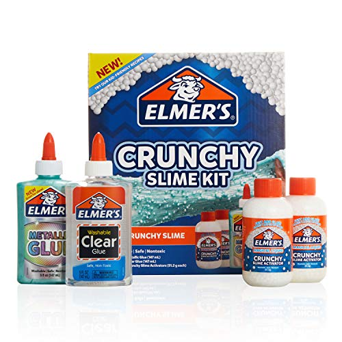 Elmer's Crunchy Slime Kit Only $7.83 (Retail $12.47)