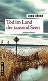 Tod im Land der tausend Seen: Kriminalroman (Buchhändlerin Lilo Glück 1)