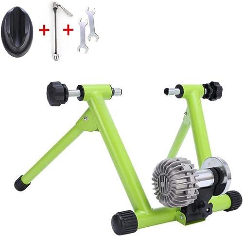 SVNA Soporte Fluido para Ciclistas en Bicicleta, Fluido en Interiores, Entrenador para Ejercicios, silencioso Camino Real, Volante, Soporta 297lbs.