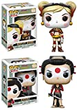 Funko POP! DC Comics Bombshells: Harley Quinn + Katana – Vinyl Figure Set NEW...