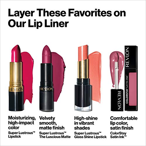 REVLON ColorStay Lip Liner, Blush