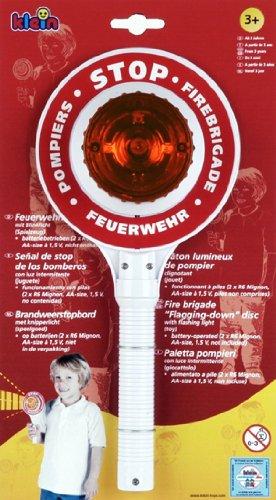 Theo Klein 8958 - Feuerwehr-Kelle mit Blinklicht