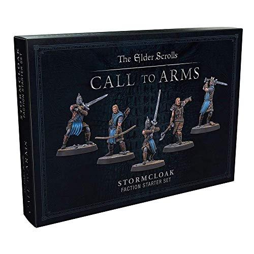 Elder Scrolls Call to Arms - Stormcloak Faction Starter