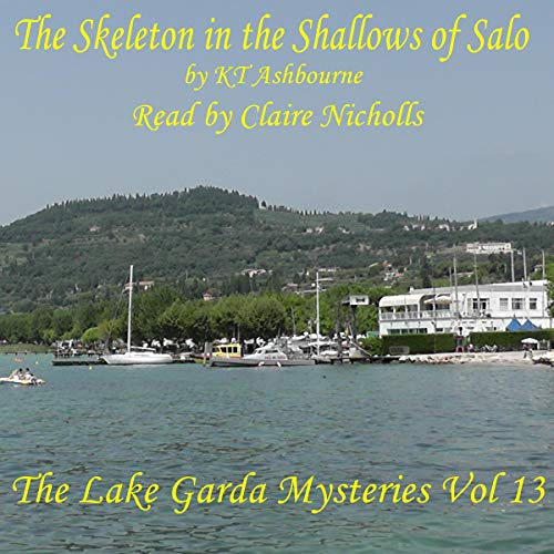 The Skeleton in the Shallows of Salo cover art