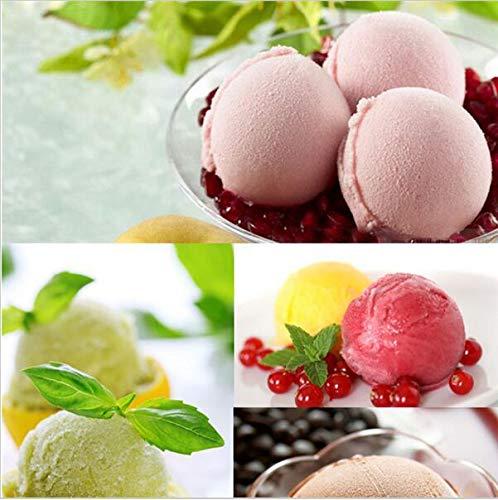 Home Tableware Stainless Steel Ice Cream Digging Ball Universal Summer Ice Cream Scoop 5Cm