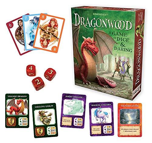 Gamewright Dragonwood Jeu de Cartes