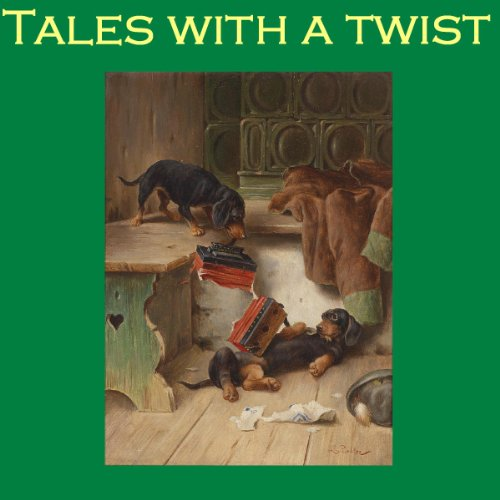 Tales with a Twist audiobook cover art