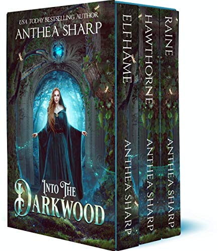 Into the Darkwood: A Dark Elf Fantasy Romance Trilogy (The Darkwood Chronicles) Kindle Edition by Anthea Sharp  (Author)