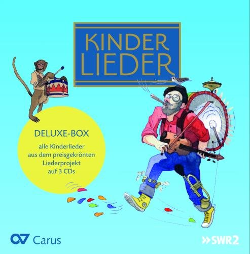 Kinderlieder Vol.1-3 - Deluxe-Box