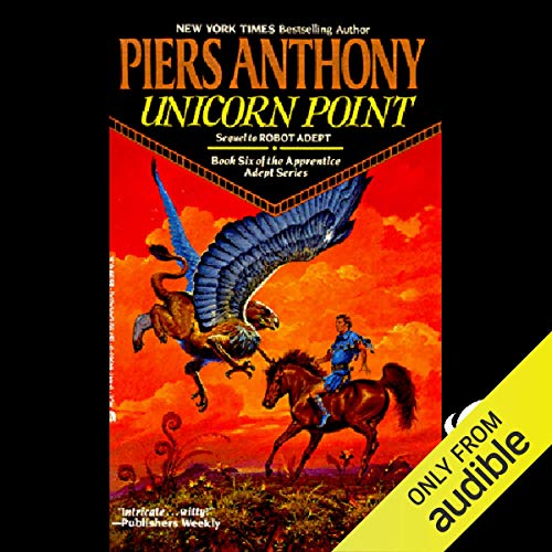 Unicorn Point  By  cover art