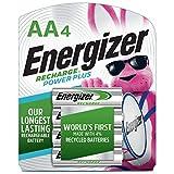 Energizer NH15BP4 Lot de 4 piles AA