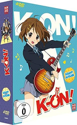 K-ON! - Staffel 1 - Gesamtausgabe - [DVD]