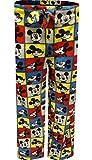 Disney Mickey Mouse - Pantalones de salón de felpa para hombre - - Medium