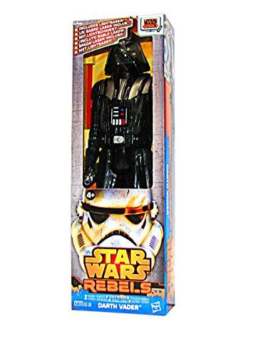 Star Wars - Figura Darth Vader, 30 cm (Hasbro A0869)
