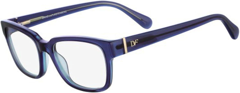 Eyeglasses Diane von Furstenberg DVF5081 435 LAPIS CRYSTAL