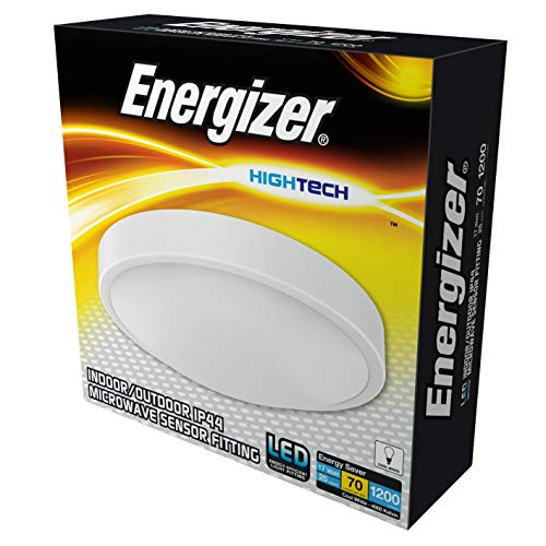 Energizer S13025 - Bombilla (17 W, IP44, luz blanca fría, 4000 K)