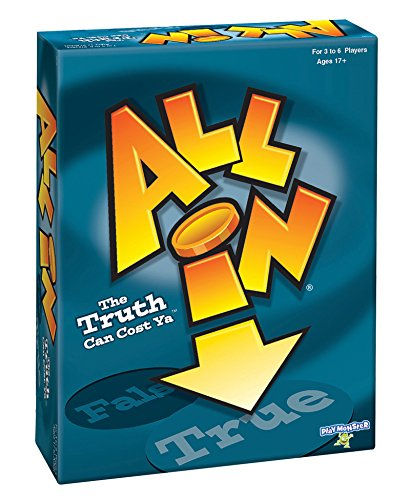 All In Board Game by Patch Products