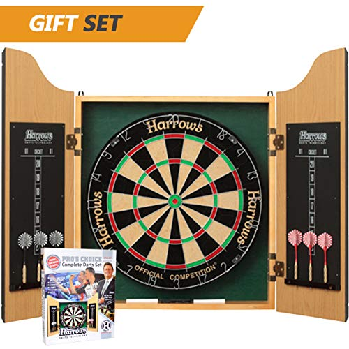 HARROWS Pro Choice komplettes Dart-Set