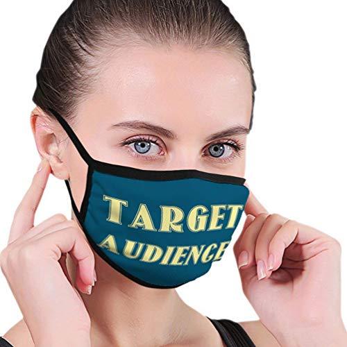 Impresión Reutilizable Máscara bucal de Seguridad Público Objetivo Concepto de Negocio Público Objetivo BU