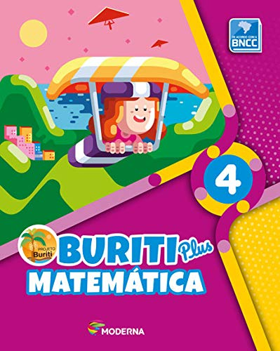 Buriti Plus. Matemática - 4º Ano