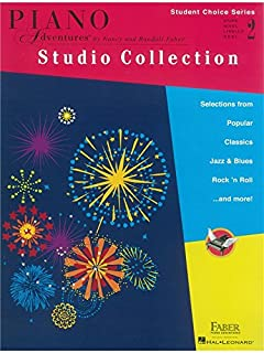 Piano Adventures - Student Choice Series: Studio Collection Level 2