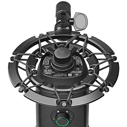 Blue Yeti X Mikrofonspinne, Mikrofon Spinne Reduziert Vibrations und Stoßgeräusche Passender Mikrofonständer für Blue Yeti X Mikrofon von YOUSHARES