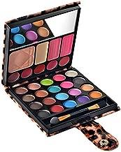 Ecvtop Professional Makeup Kit Eyeshadow Palette Lip Gloss Blush Concealer,29 Color