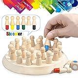 ajedrez de memoria niños