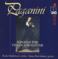 Sonatas for Violin & Guitar by SONJA / KUSSMAUL,RAINER PRUNNBAUER (2003-07-22)