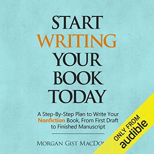 Start Writing Your Book Today Titelbild
