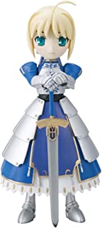 SnapPs: 04 Fate/Stay Night Saber in Armor PVC Figure by Toys Planning