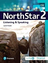 NorthStar Listening and Speaking 2 w/MyEnglishLab Online Workbook and Resources (5th Edition)